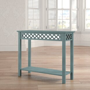 Best Choices Cockrell Hill Console Table with Mirror By Bungalow Rose