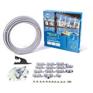 Slip Lock Mist Cooling Kit Hardware by STARMIST