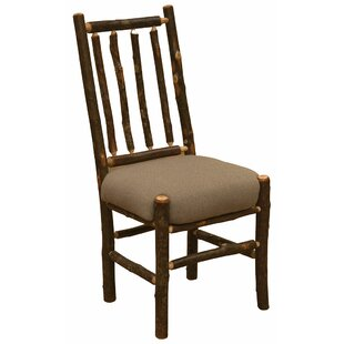 Simply Hickory Bistro Upholstered Dining Chair Fireside Lodge