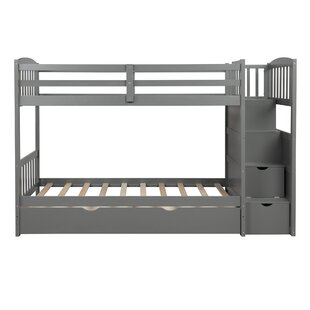 Mera Twin Over Full Bunk Bed with 2 Drawers