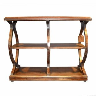 Workman Wooden Console Table