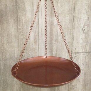 Pomegranate Solutions, LLC Coated Hanging Birdbath
