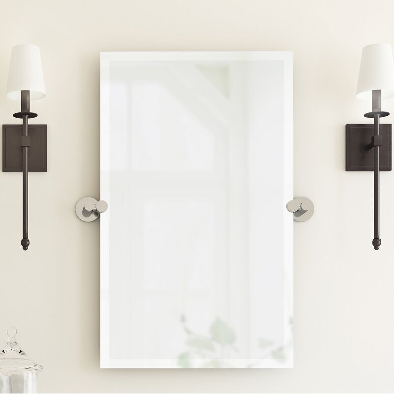 Channel Bathroom/Vanity Mirror