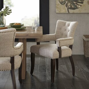 Idabel Arm Chair (Set Of 2) by Laurel Foundry Modern Farmhouse Best