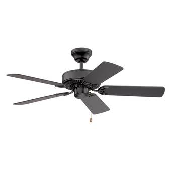 Ebern Designs 52 Mcdonell 5 Blade Standard Ceiling Fan With Pull Chain And Light Kit Included Reviews Wayfair