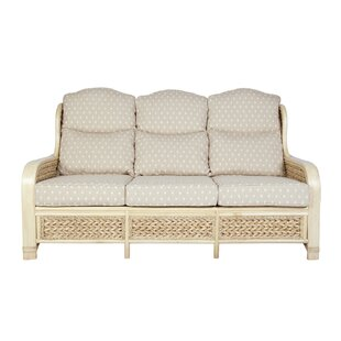 Tyrell Banana Leaf 3 Seater Sofa By Brambly Cottage