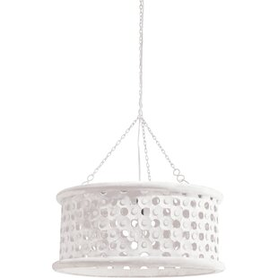 ARTERIORS Home Jarrod 1-Light Drum Pendant