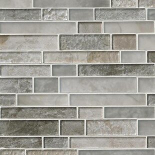 Savoy Random Sized Glass Mosaic Tile