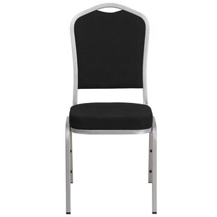 Compare & Buy Buster Crown Back Banquet Chair by Latitude Run
