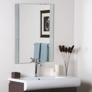 Best Sam Frameless Wall Mirror ByDecor Wonderland
