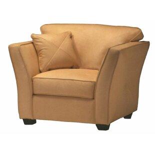 Omnia Leather Manhattan Armchair