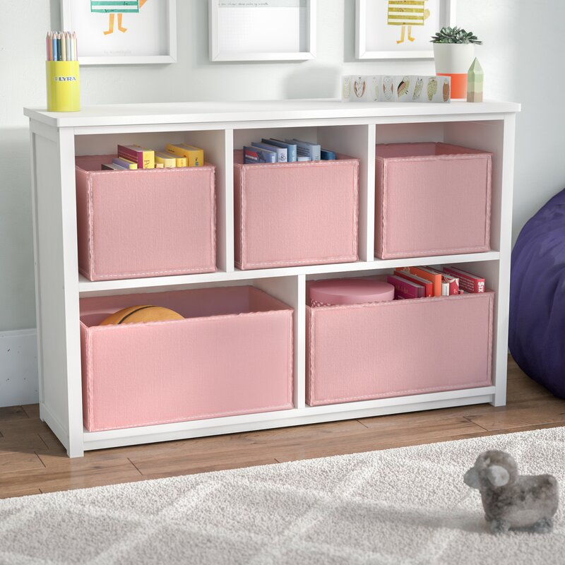 "Three Posts™ Baby & Kids West Bridgewater 24"" Bookcase & Reviews"