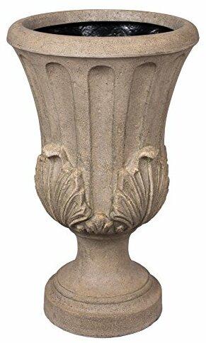 Lovely Garden Roman Acanthus Stone Cast Urn Planter Design Inspirations