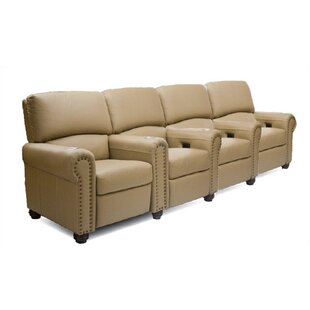 Bass Showtime Home Theater Lounger (Row of 4)
