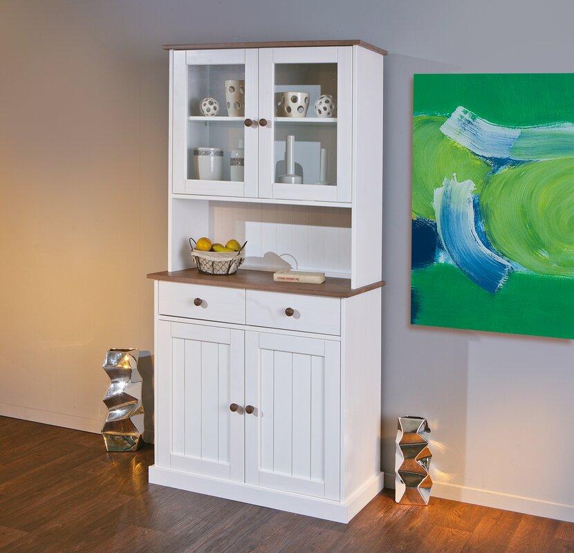 August Grove Skylar Display Cabinet & Reviews | Wayfair.co.uk