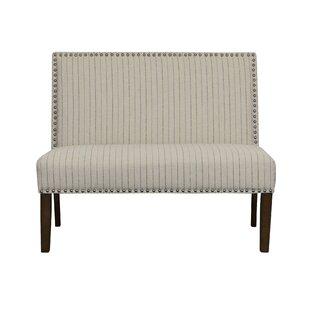 Sheller Upholstered Bench by Gracie Oaks