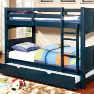 Best Deals Northallert Twin over Twin Bunk Bed by Harriet Bee Reviews (2019) & Buyer's Guide