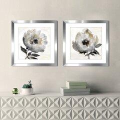 Framed Pictures And Prints Set Wayfair