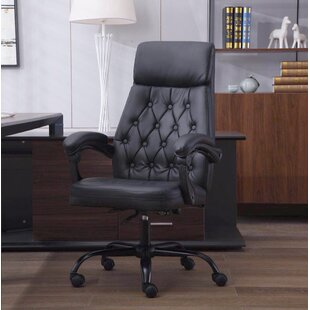 Budget Berlin Executive Chair by Winston Porter Reviews (2019) & Buyer's Guide