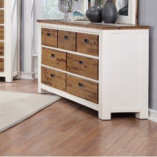 Favela 7 Drawer Dresser by Millwood Pines