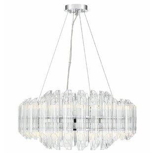 Seymour 16-Light Crystal Chandelier by Ev..