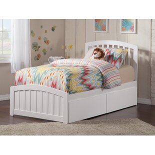Luisa Storage Platform Bed