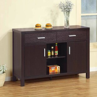 Lawton Kitchen Buffet Table