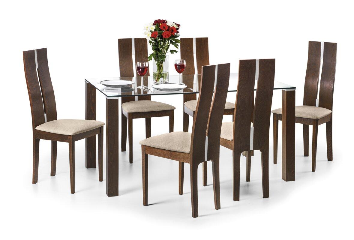Three posts tusarora dining set with chairs reviews