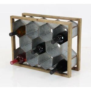 Argo 11 Bottle Tabletop Wine Bottle Rack by Trent Austin Design