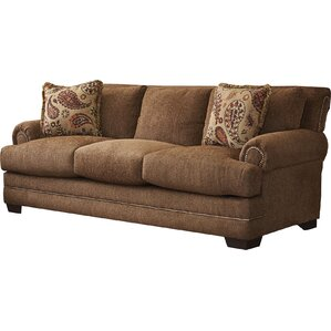 Serta Upholstery Allen Sofa by Three Posts