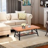 Odelina Coffee Table with Storage by Rosalind Wheeler