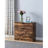 Terhune Creative Distressed Utility 3 Drawer Bachelor's Chest by Trent Austin Design®