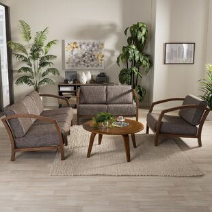 Eli 3 Piece Living Room Set by George Oliver