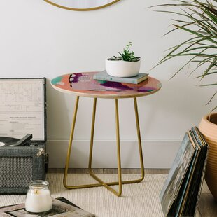 Laura Fedorowicz End Table by East Urban Home