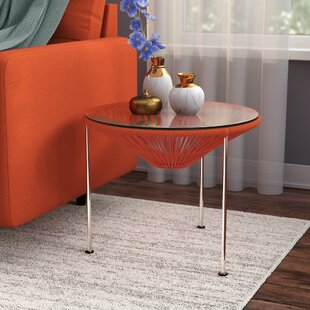 Cobby End Table by Brayden Studio