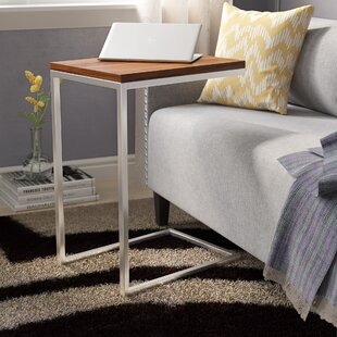 Eurynome End Table By Wrought Studio