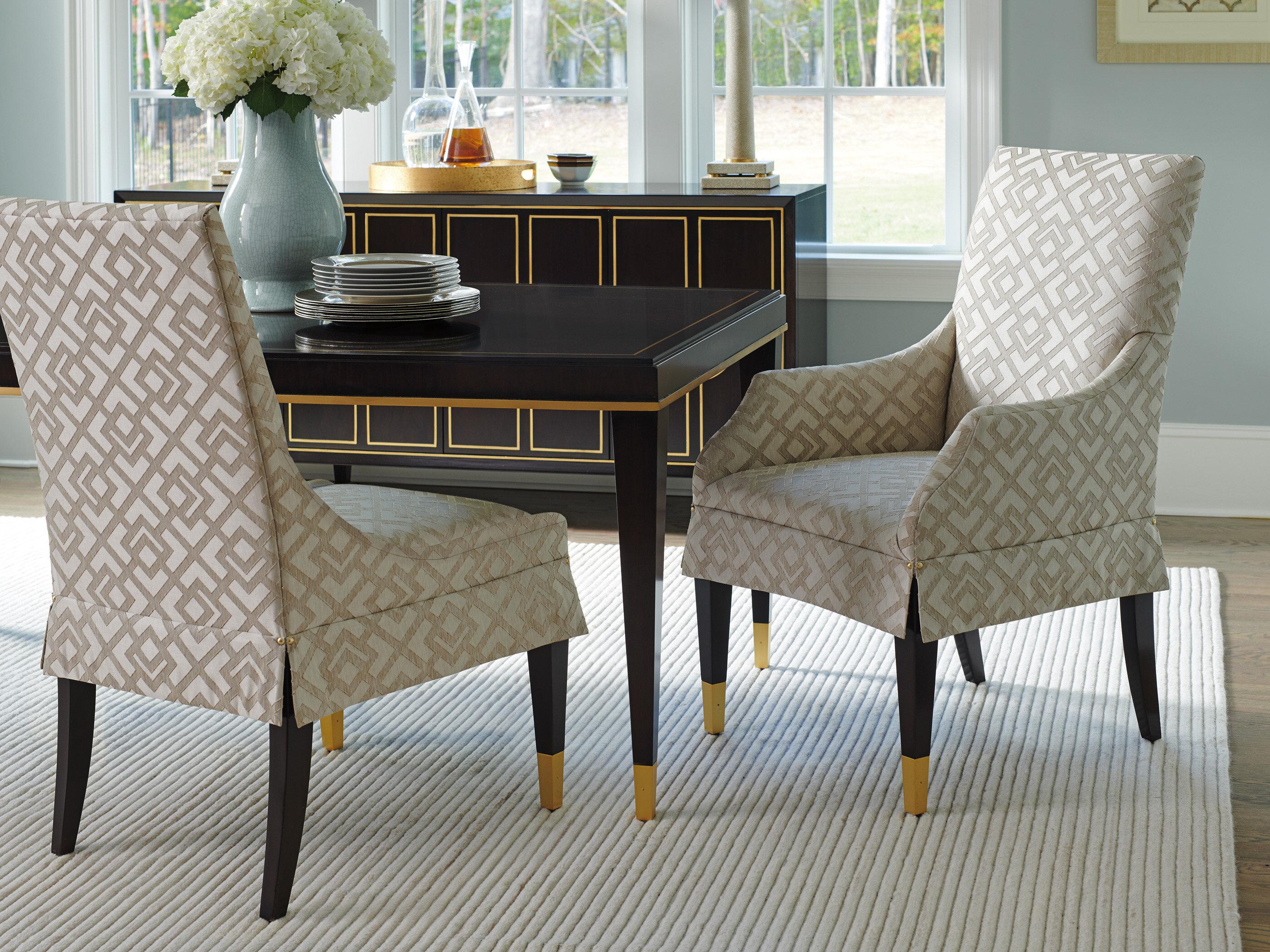 Lexington Carlyle 3 Piece Extendable Dining Set Wayfair