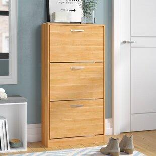 Vida 15 Pair Shoe Storage Cabinet By Wayfair Basics