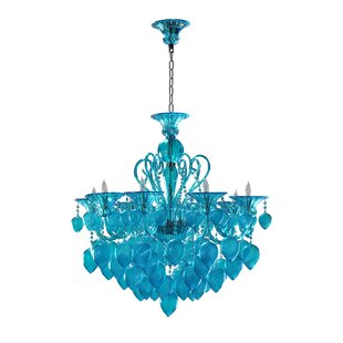 Blue chandeliers youll love save aloadofball Gallery