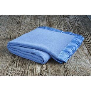 All-Natural  100% Australian Merino Wool Machine Washable Blanket