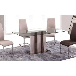 Quezada Dining Table by Wrought Studio