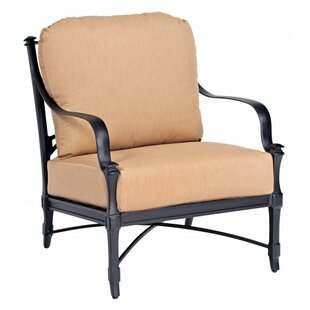 Woodard Isla Stationary Patio Chair with ..