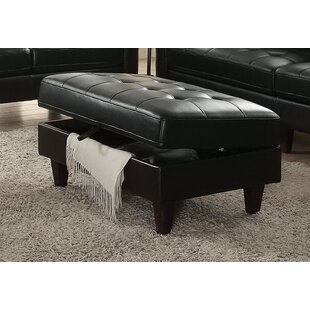 Charlton Home Rives Storage Ottoman