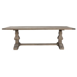 Dumfries Solid Wood Dining Table