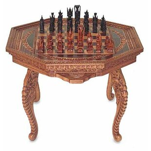Chess Classic Game Tables You\'ll Love | Wayfair