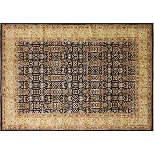 One-of-a-Kind Acree Hand-Knotted Blue Area Rug ByIsabelline