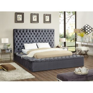 Ruthann Upholstered Storage Platform Bed