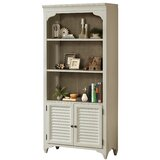 Afton Keeble Standard Bookcase by Rosecliff Heights