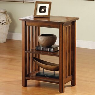 Valencia End Table by Hokku Designs