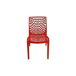 Escobar Stacking Patio Dining Chair